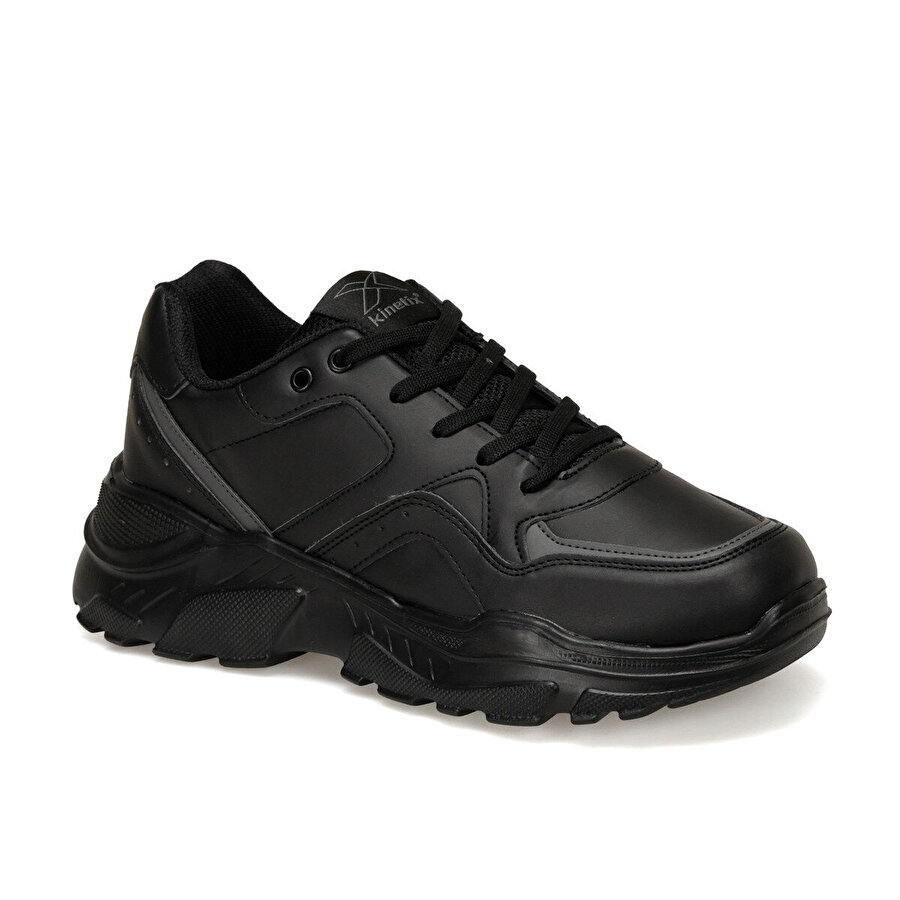 Kinetix PENTA PU M Siyah Erkek Sneaker Ayakkabı