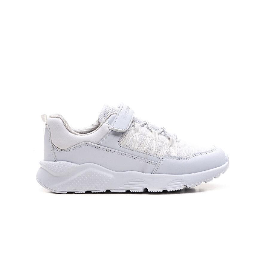 Slazenger FLOVER Beyaz Kız Çocuk Sneaker Ayakkabı