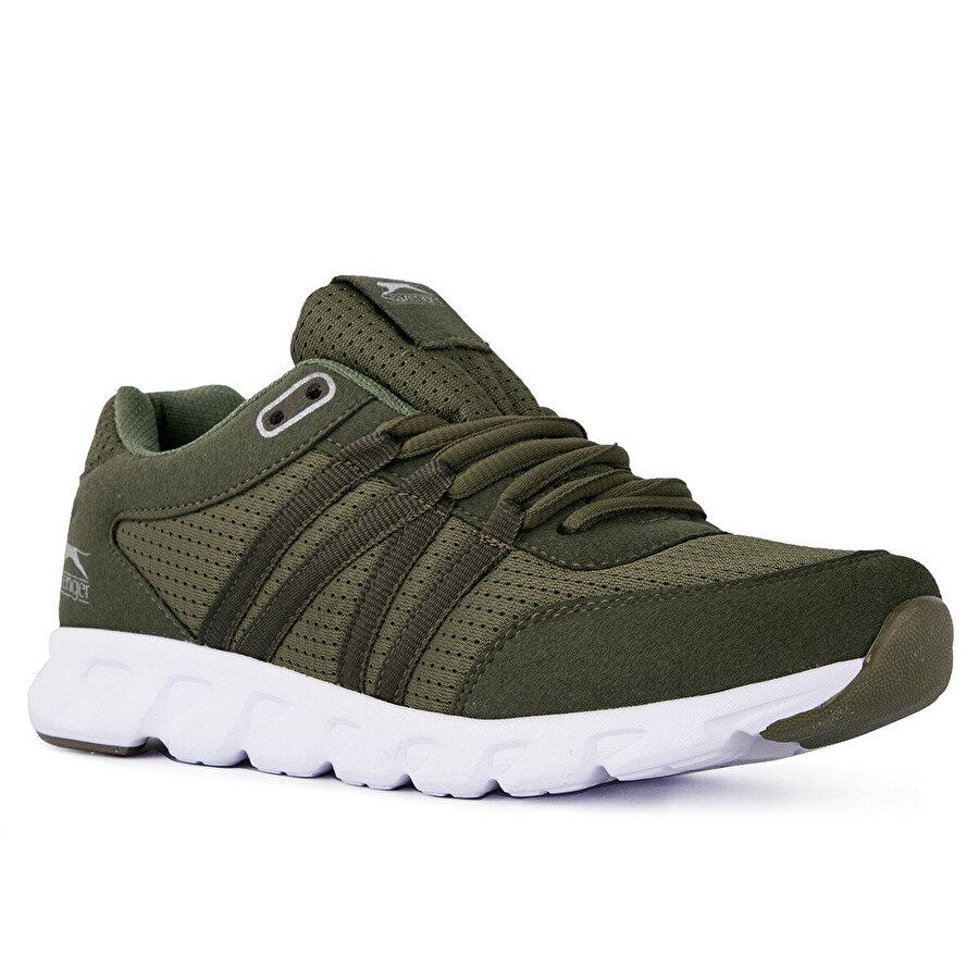 Slazenger PONY Haki Erkek Koşu Ayakkabısı