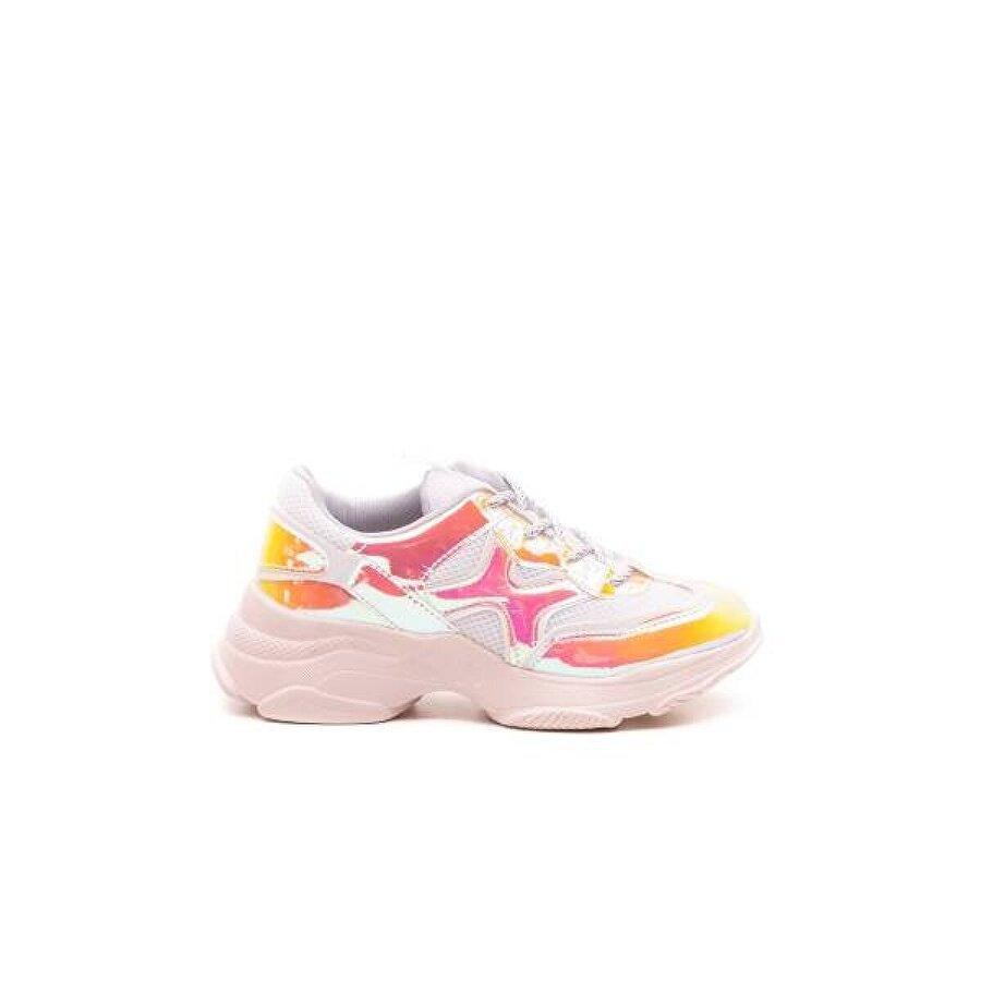 Mille DALE Günlük Giyim Kadın Ayakkabı Beyaz / Pembe