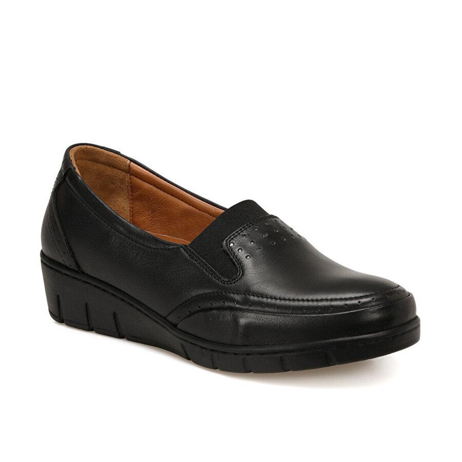 Polaris 5 Nokta 103165.Z Siyah Kadın Comfort Ayakkabı