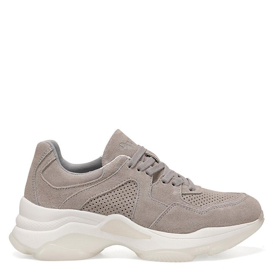 Nine West ALANIS Gri Kadın Sneaker Ayakkabı