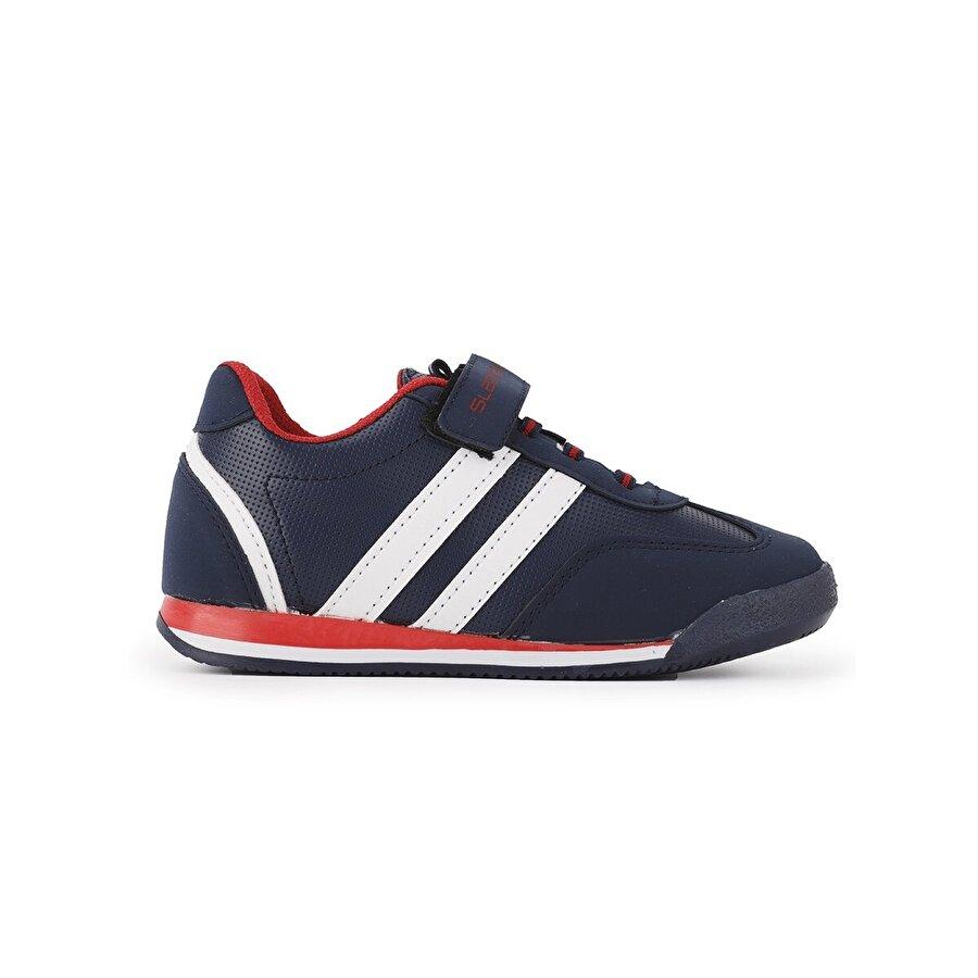 Slazenger AXEL I Spor Çocuk Ayakkabı Lacivert