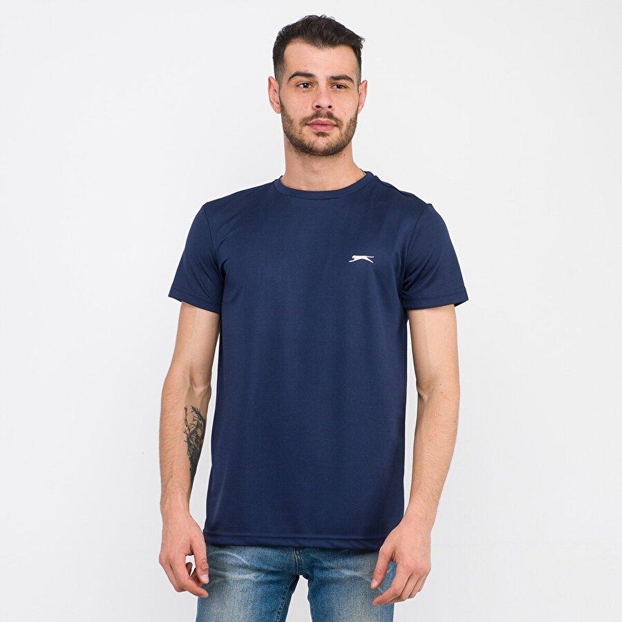 Slazenger ORA I Erkek T-Shirt Lacivert