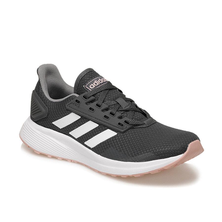 adidas DURAMO 9 Gri Kadın Sneaker Ayakkabı
