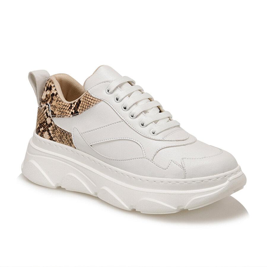 Butigo MADİSON Beyaz Kadın Spor Ayakkabı
