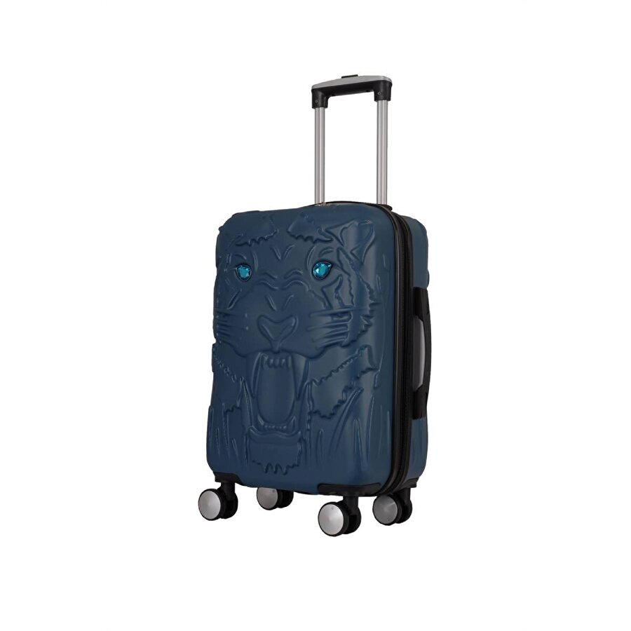 IT LUGGAGE 02251 Lacivert Orta Boy Abs Valiz