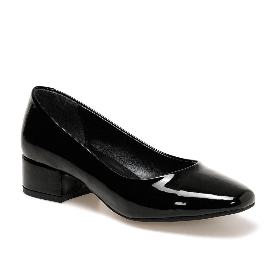Polaris 316109RZ Siyah Kadın Gova Ayakkabı