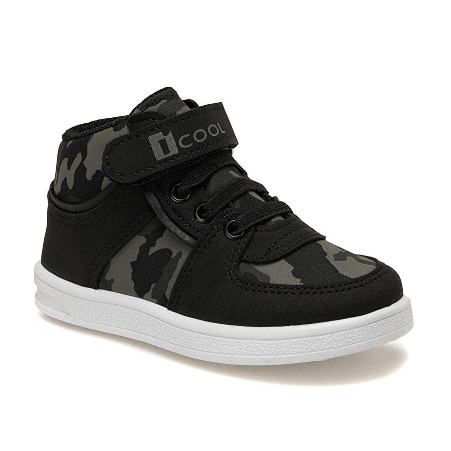 I Cool MOLINA Haki Erkek Çocuk Sneaker Ayakkabı