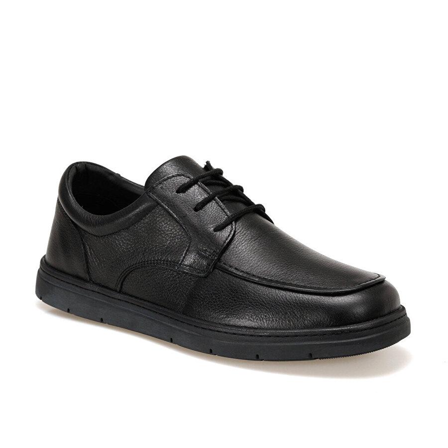 Flogart GZL-91 Siyah Erkek Comfort Ayakkabı