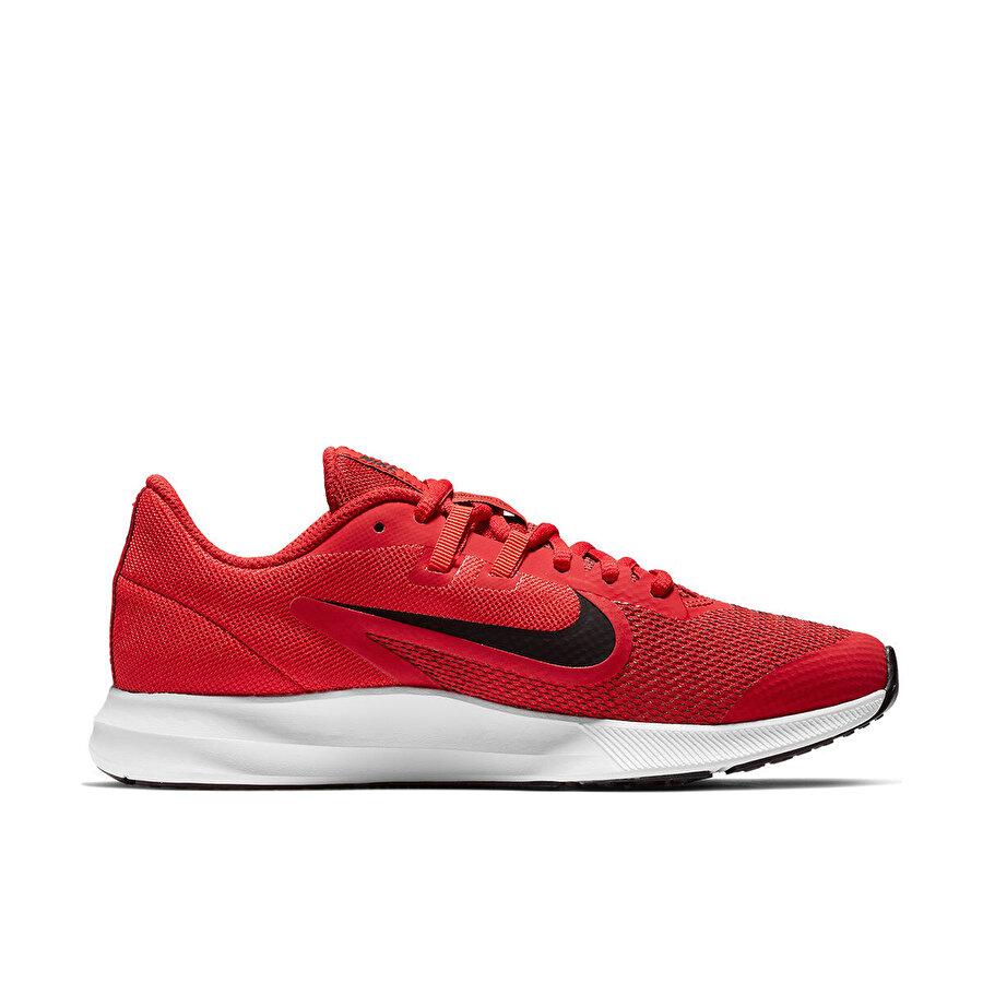 Nike DOWNSHIFTER 9 (GS) Kırmızı Erkek Çocuk Koşu Ayakkabısı