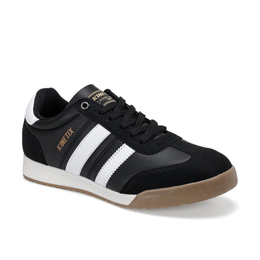Kinetix GRAGAS PU Siyah Erkek Sneaker Ayakkabı