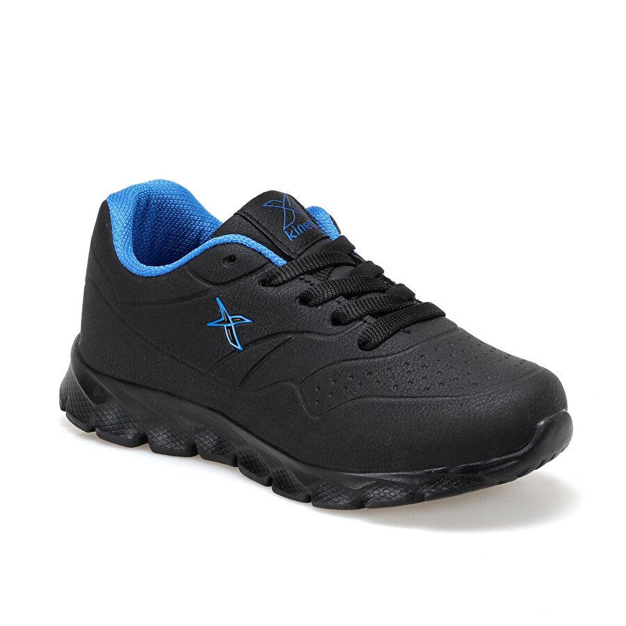 Kinetix FESTO PU Siyah Erkek Çocuk Yürüyüş Ayakkabısı