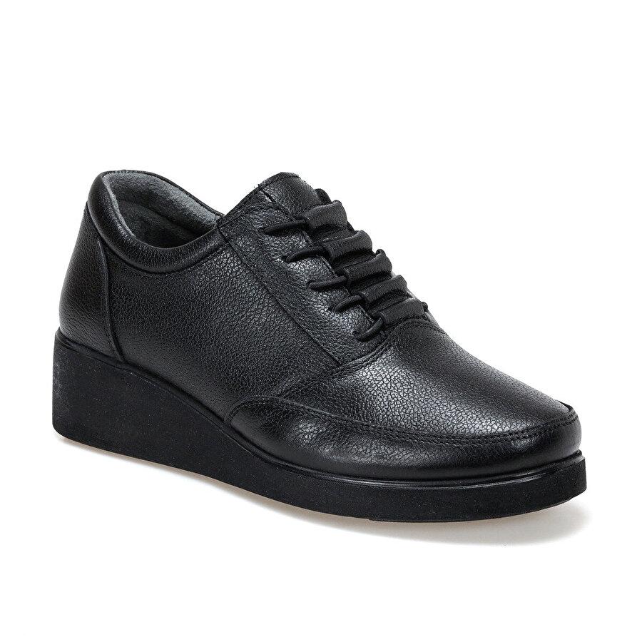 Polaris 5 Nokta 103157.Z Siyah Kadın Comfort Ayakkabı