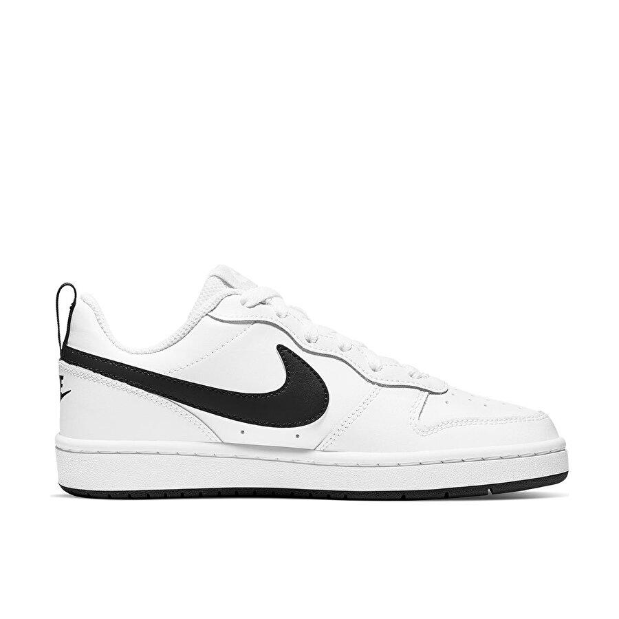 Nike COURT BOROUGH LOW Beyaz Kadın Sneaker Ayakkabı