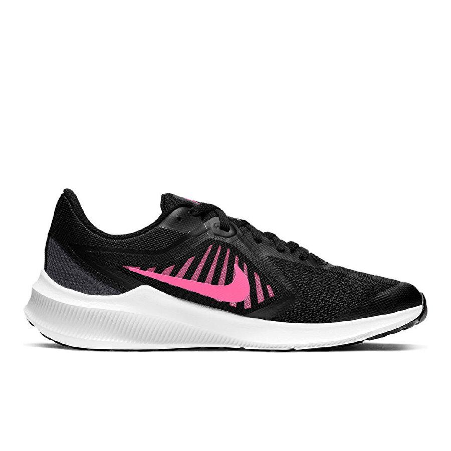 Nike DOWNSHIFTER 10 (GS) Siyah Kadın Koşu Ayakkabısı