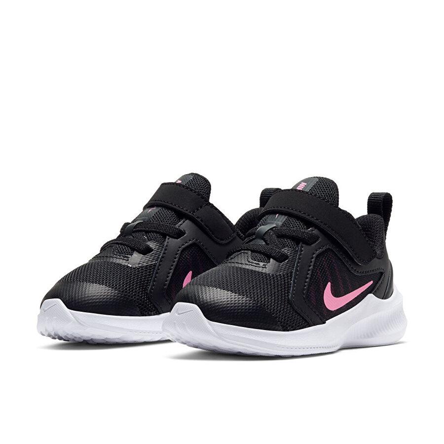 Nike DOWNSHIFTER 10 (TDV) Siyah Kız Çocuk Koşu Ayakkabısı