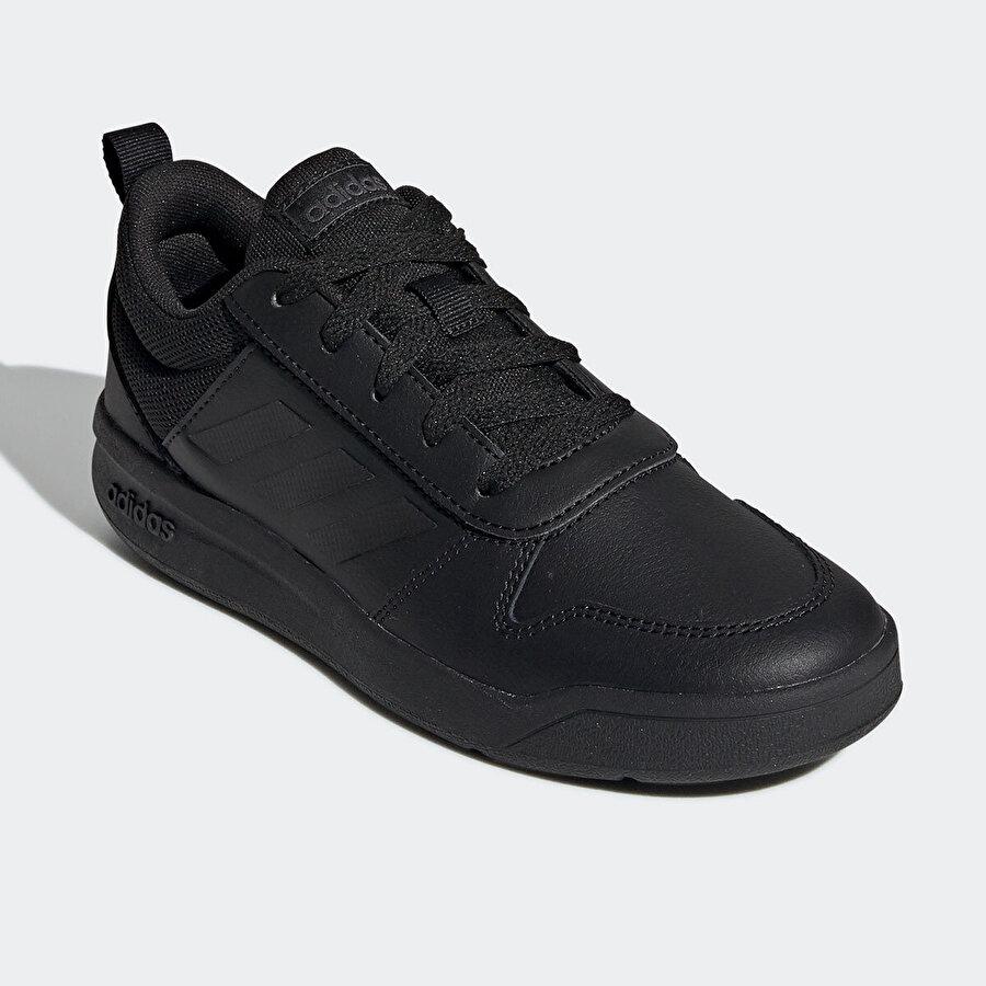 adidas TENSAUR Siyah Erkek Çocuk Koşu Ayakkabısı