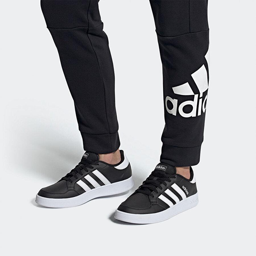 adidas BREAKNET Siyah Erkek Sneaker Ayakkabı