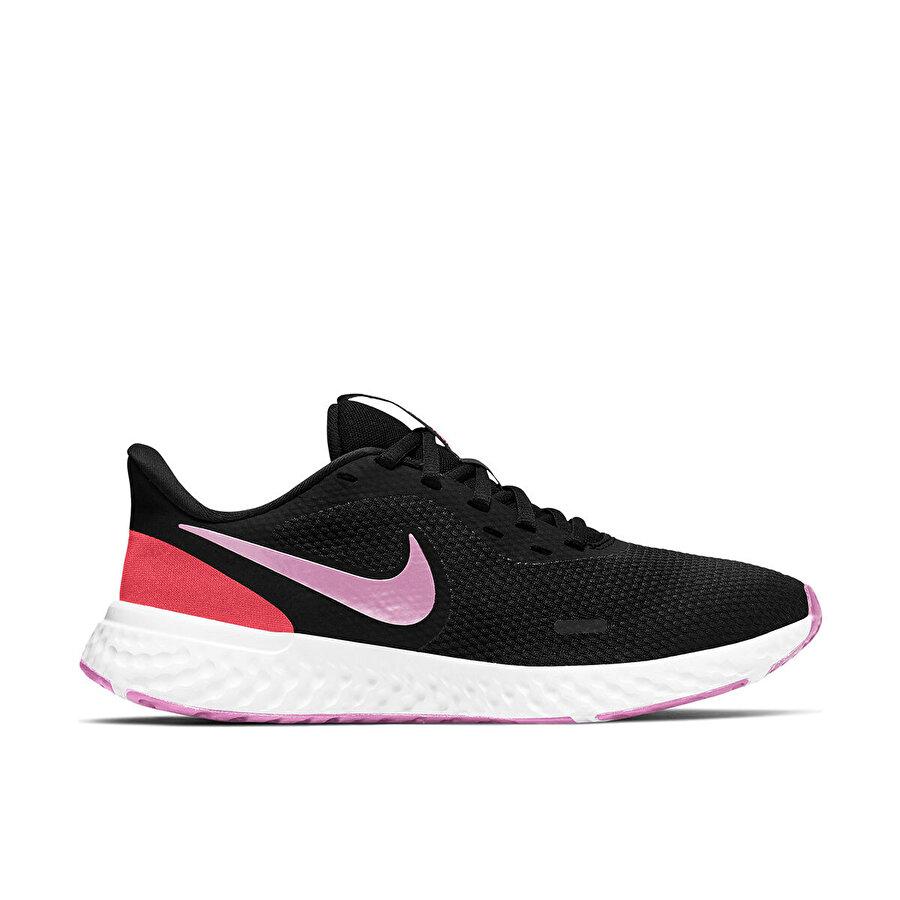 Nike WMNSNIKEREVOLUTION5 Siyah Kadın Koşu Ayakkabısı