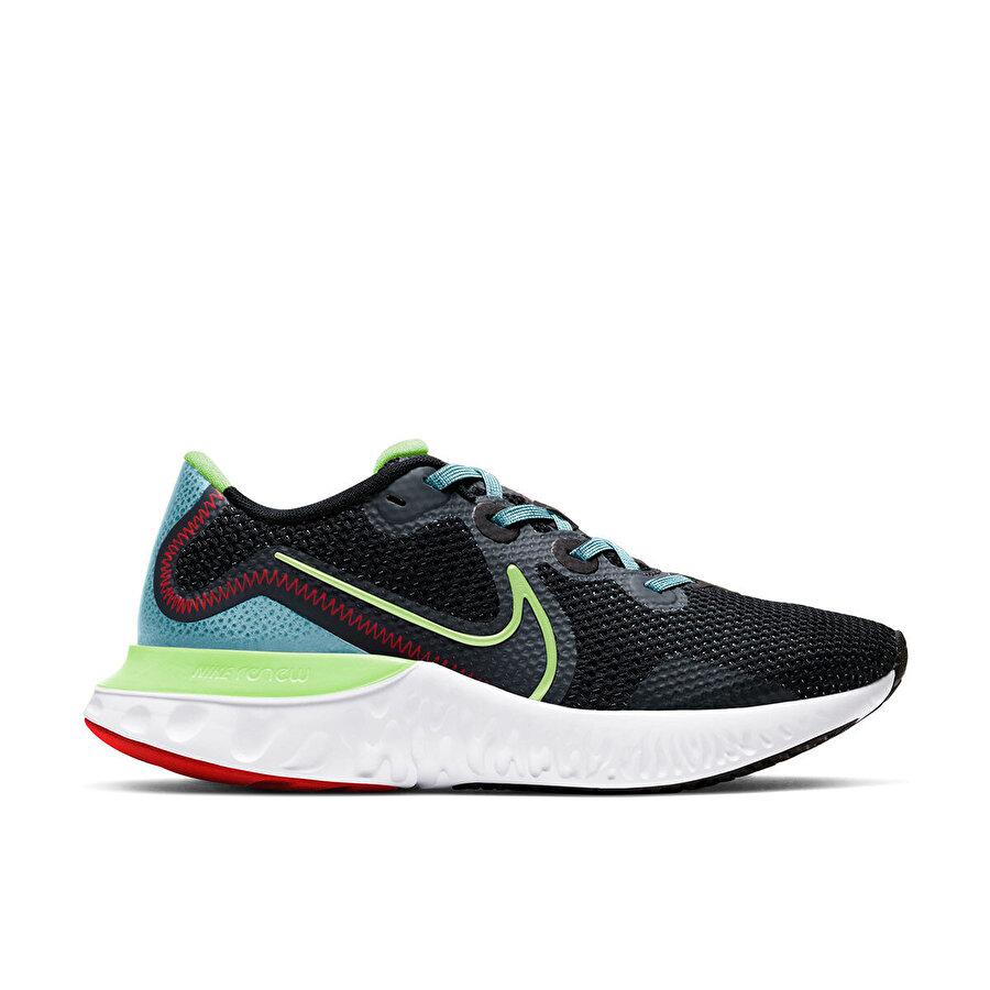 Nike WMNSNIKERENEWRUN Siyah Kadın Koşu Ayakkabısı