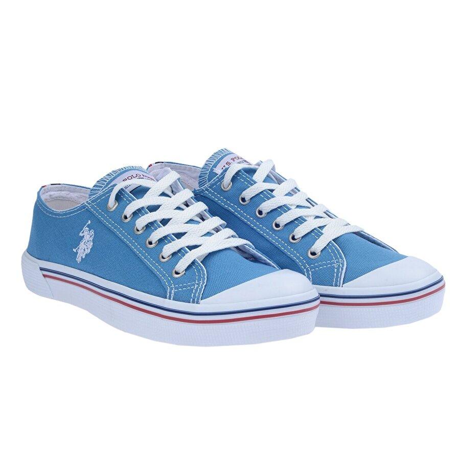 U.S. Polo Assn. Penelope Günlük Yürüyüş Erkek Spor Ayakkabı Mavi