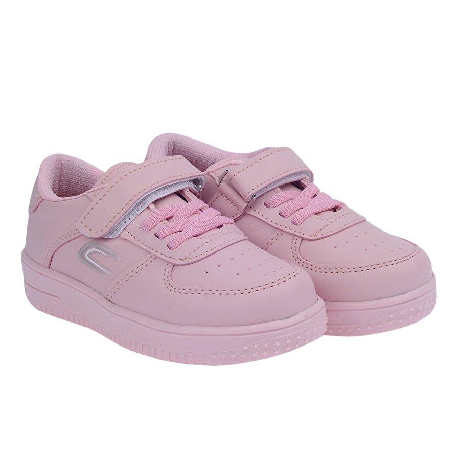 Kiko Kids Kiko Ats Günlük Cırtlı Kız/Erkek Çocuk Spor Ayakkabı Pembe