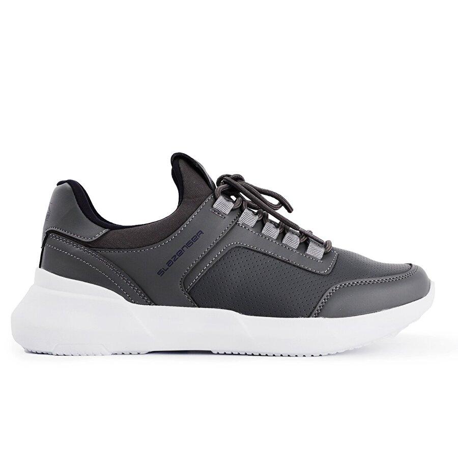 Slazenger ZOE Koşu & Yürüyüş Erkek Ayakkabı K.Gri