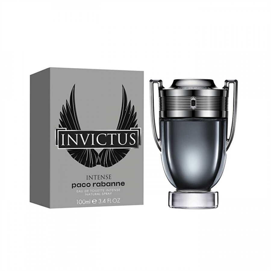 PACO RABANNE INVICTUS INTENSE ERKEK EDT100ml