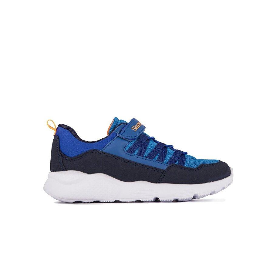 Slazenger FLOVER Spor Çocuk Ayakkabı Saks Mavi