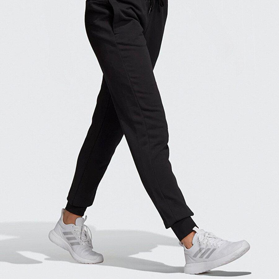 adidas W E PLN PANT Siyah Kadın Eşofman