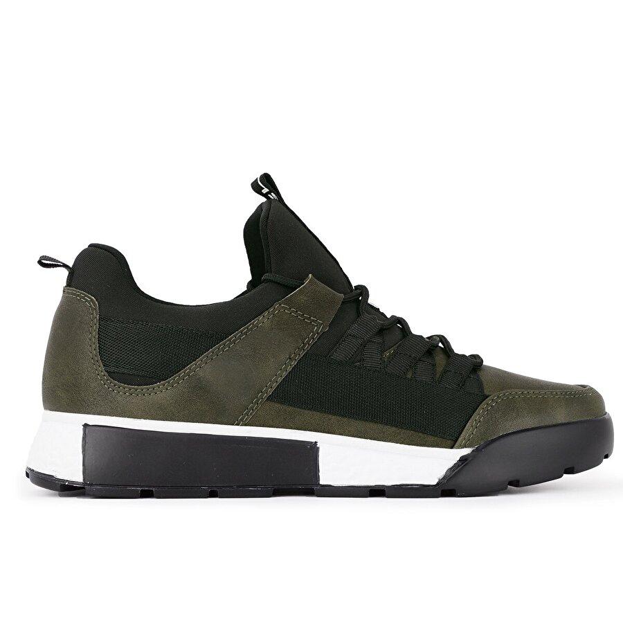 Slazenger ZEBER Koşu & Yürüyüş Erkek Ayakkabı Haki