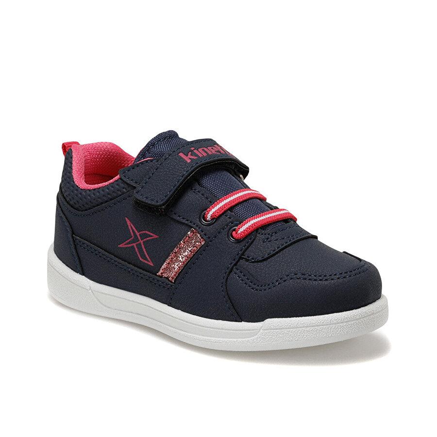 Kinetix ENKOS 9PR Lacivert Kız Çocuk Sneaker