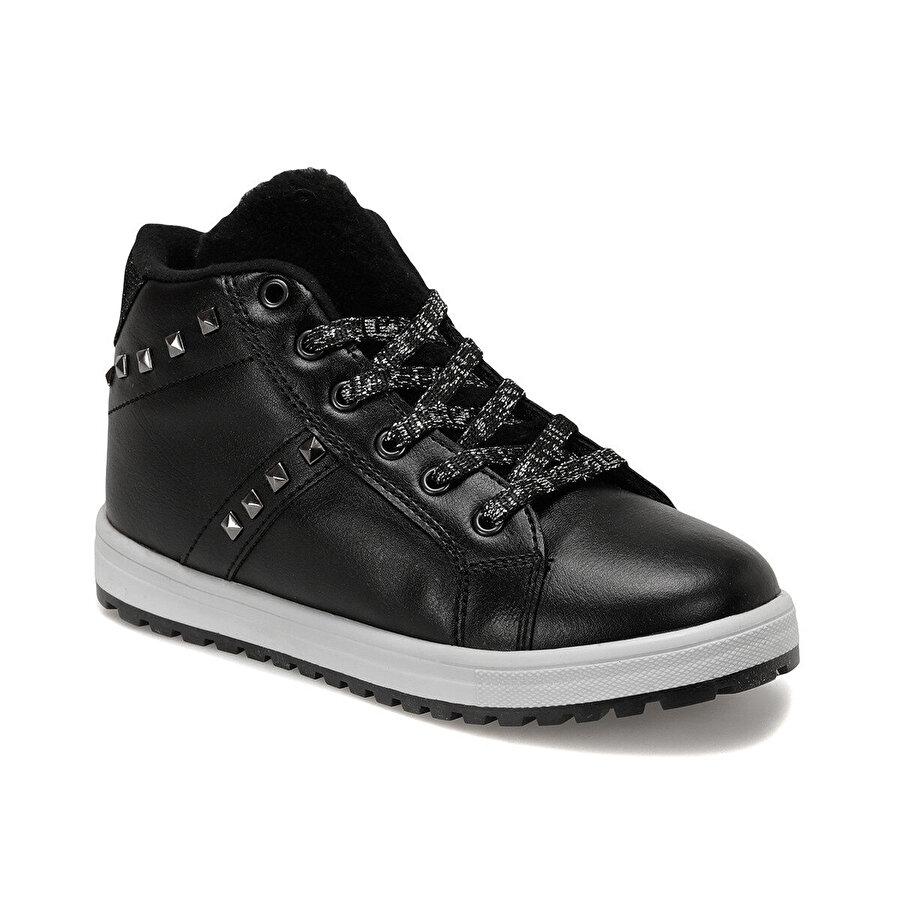 Seventeen PELLI.F Siyah Kız Çocuk Sneaker Ayakkabı