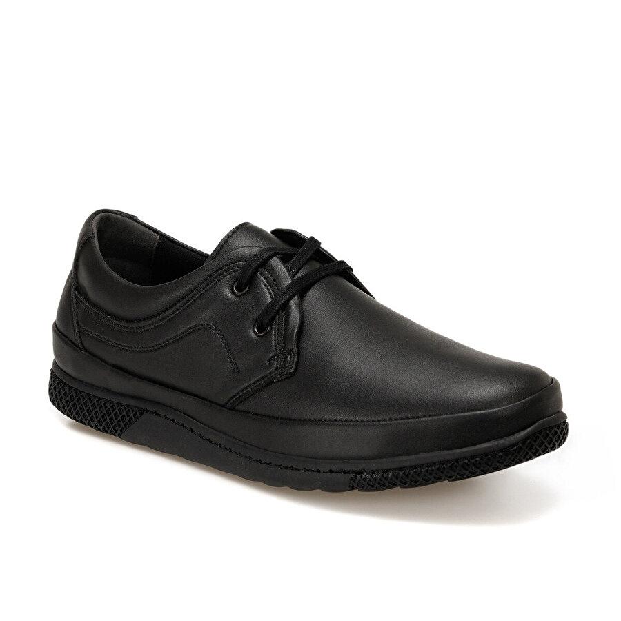 Polaris 160280.M Siyah Erkek Comfort Ayakkabı