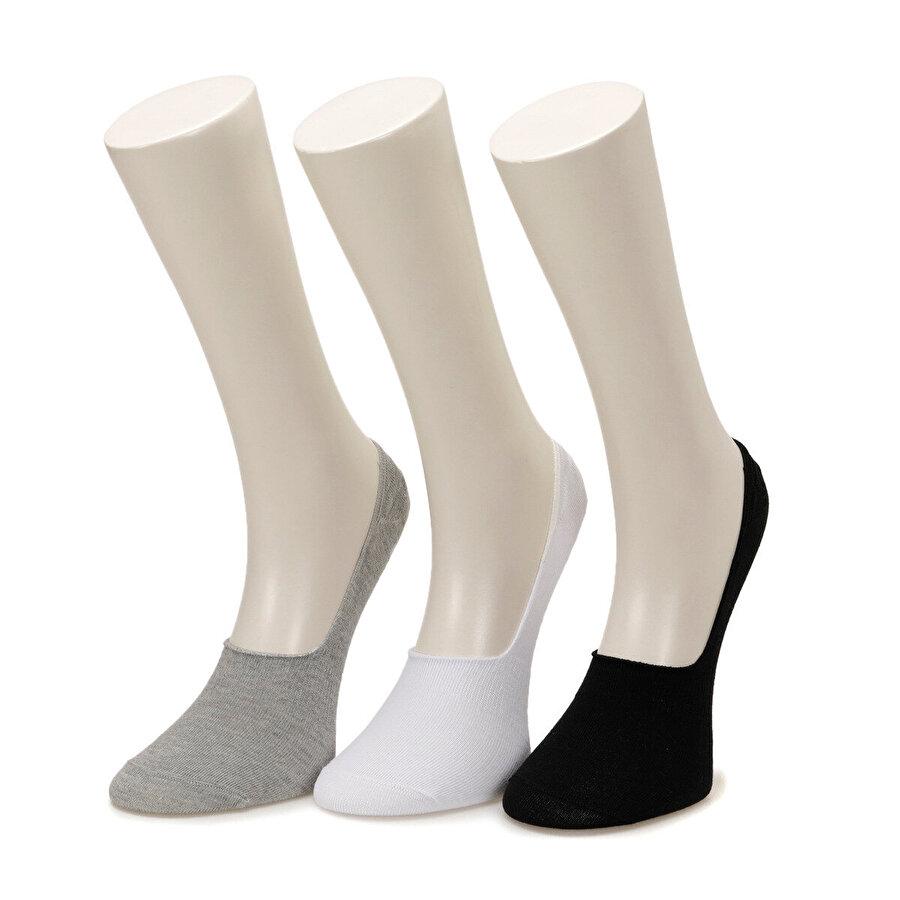 Kinetix DARREN GRI MELANJ Erkek Çorap