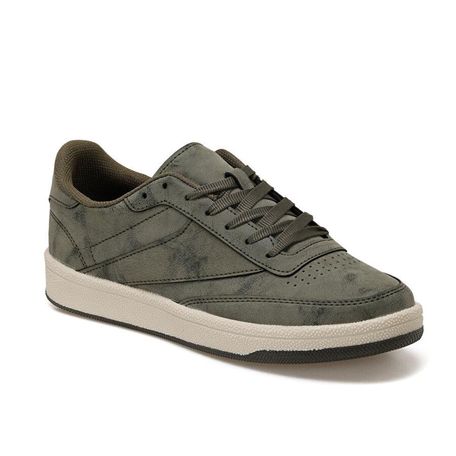 Torex RIO Haki Erkek Sneaker Ayakkabı