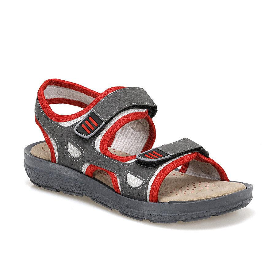 Polaris 512406.G Kırmızı Erkek Çocuk Sandalet
