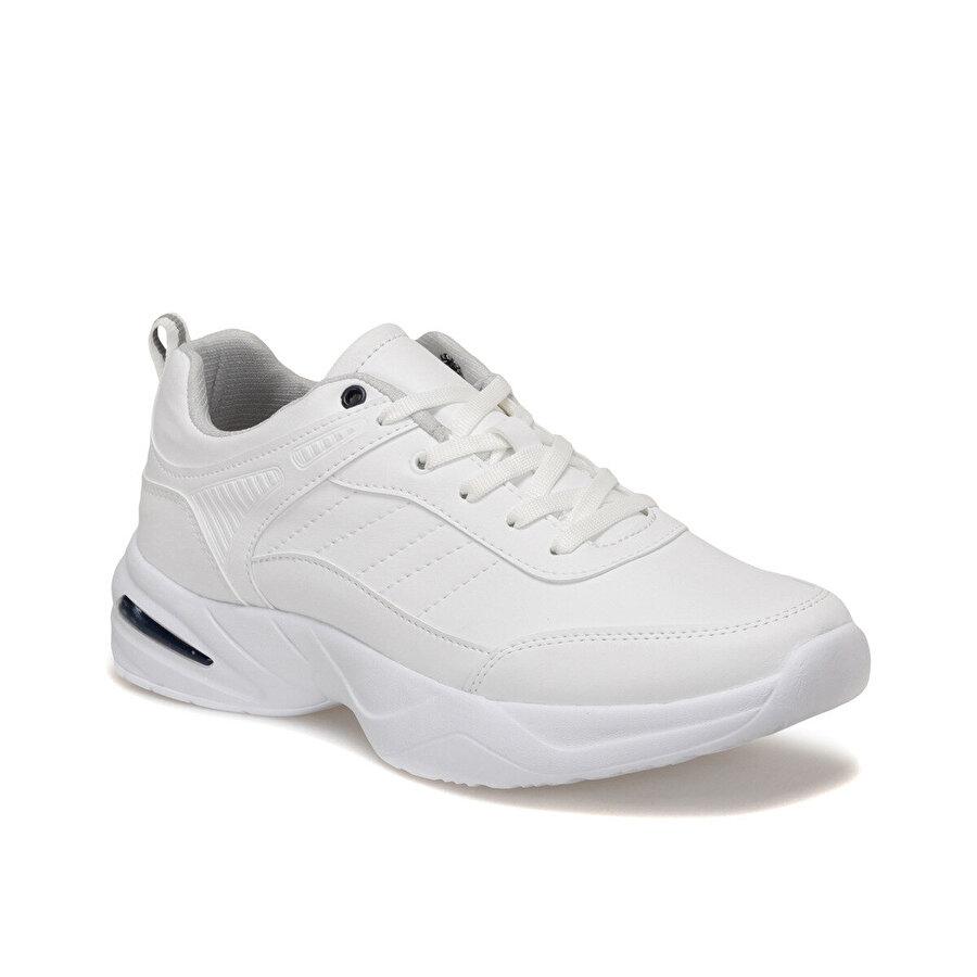 Torex URUS Beyaz Erkek Koşu Ayakkabısı