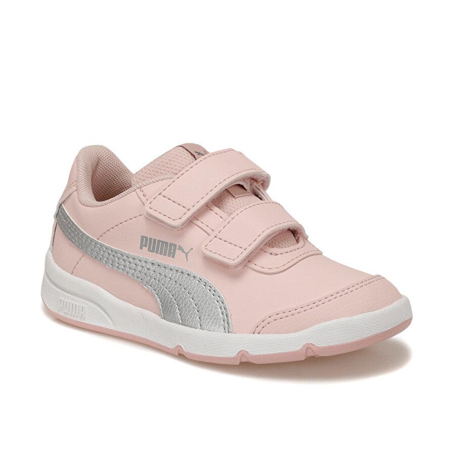 Puma STEPFLEEX 2 SL VE V PS PE Pudra Kız Çocuk Koşu Ayakkabısı