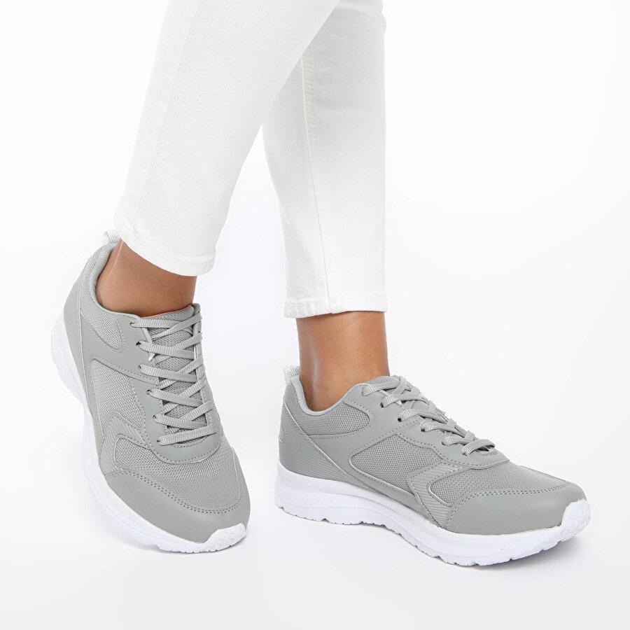 Torex MAGIC W Gri Kadın Spor Ayakkabı