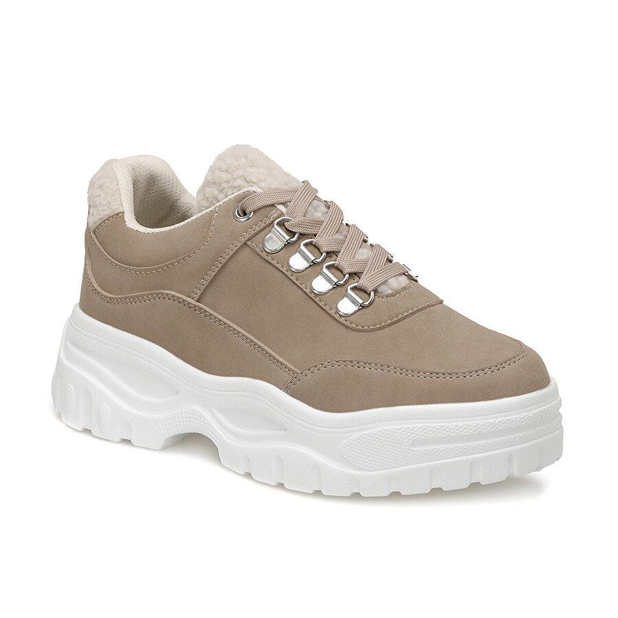 Butigo 20K-652 Vizon Kadın Fashion Sneaker