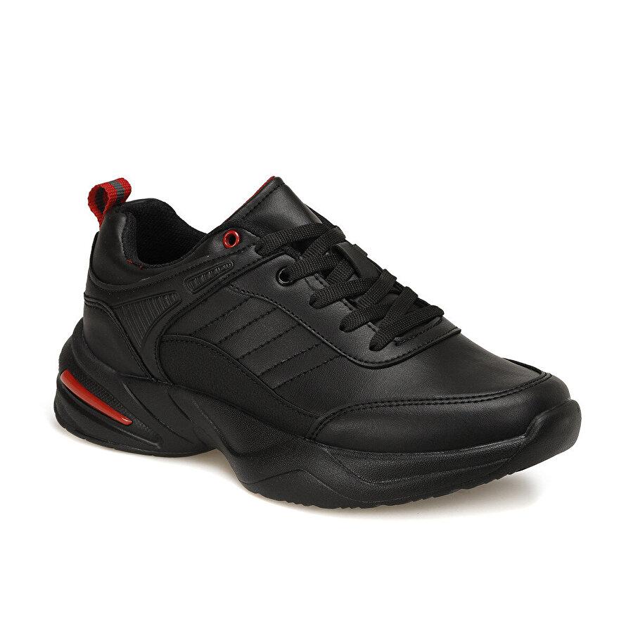 Torex URUS Siyah Erkek Çocuk Koşu Ayakkabısı