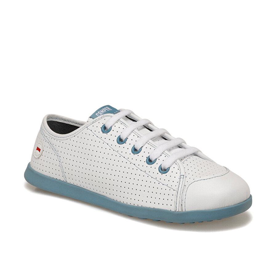Camper NOON KIDS Beyaz Kız Çocuk Sneaker Ayakkabı