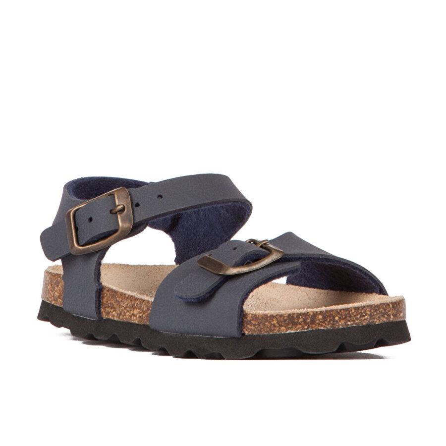 Kifidis 1253  DS Mavi Kız Çocuk Sandalet