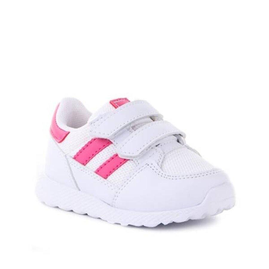 Jump 25325 Cırt Cırtlı Kız Bebek Spor Ayakkabısı