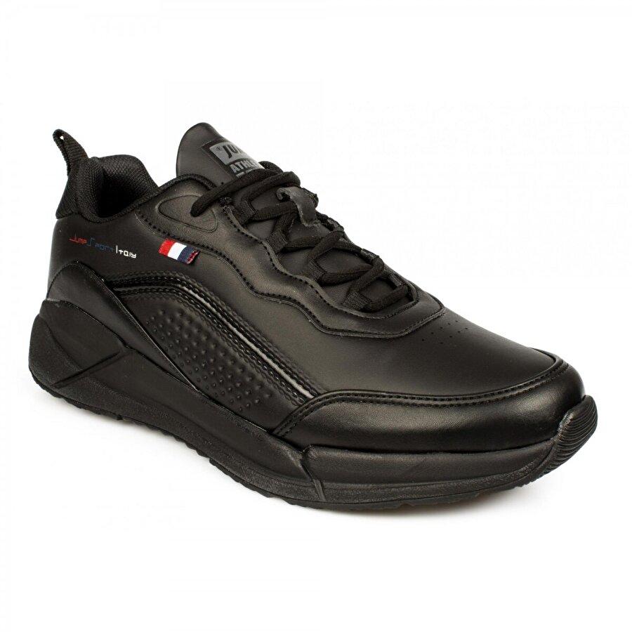 Jump 25662 Mba Bağlı Siyah Erkek Spor Ayakkabı