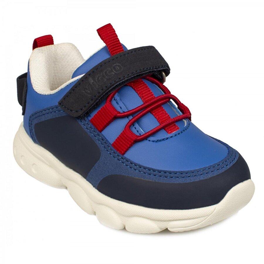 VICCO 346.b20K.158 Bebe Phylon Mavi Çocuk Spor Ayakkabı