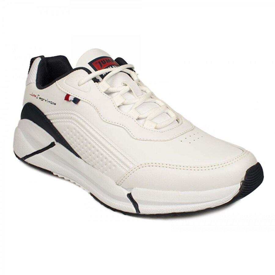 Jump 25662 Mba Bağlı Beyaz Erkek Spor Ayakkabı