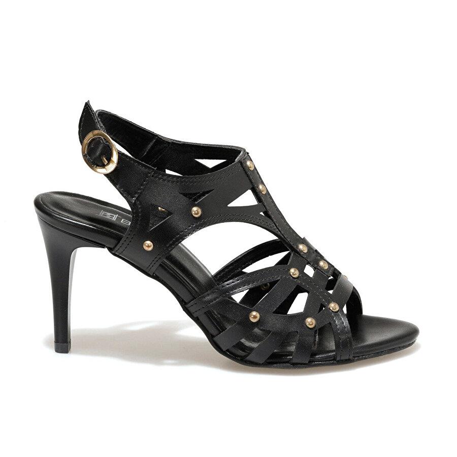 Butigo 18S-243 Siyah Kadın Ayakkabı